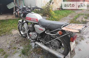 Jawa (ЯВА) 350 1984 в Коломые