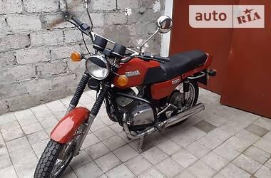 Jawa (ЯВА) 350 1987 в Бродах