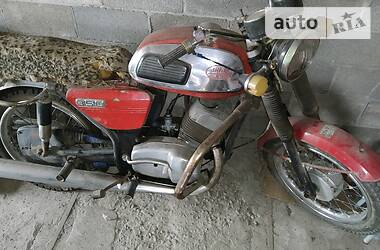 Jawa (ЯВА) 350 1982 в Рокитном