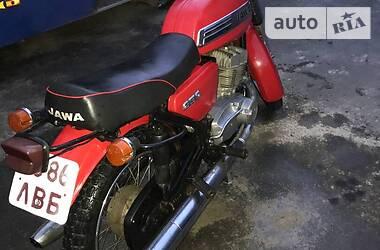 Jawa (ЯВА) 350 1985 в Львове
