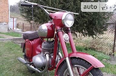 Jawa (ЯВА) 350 1961 в Львове
