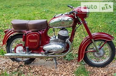 Jawa (ЯВА) 354/04 1961 в Львове