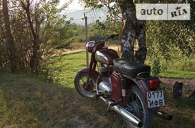 Jawa (ЯВА) 360 1974 в Надворной