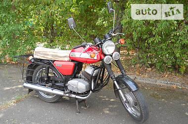 Jawa (ЯВА) 634  1981