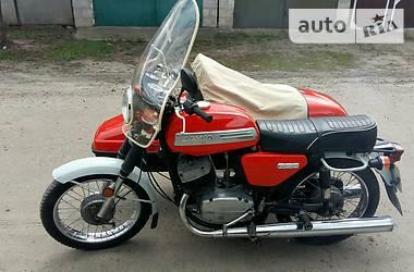 Jawa (ЯВА) 634 1987 в Старобельске