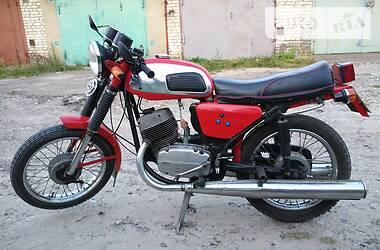 Jawa (ЯВА) 634 1978 в Новояворовске