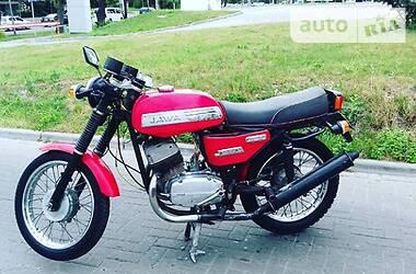 Jawa (ЯВА) 634 1989 в Львове