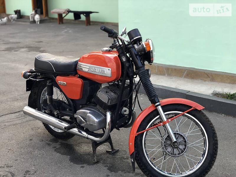 Jawa (ЯВА) 634
