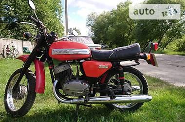 Jawa (ЯВА) 634 1987 в Романове