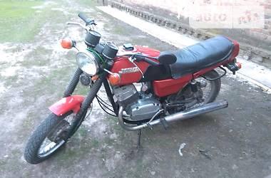 Jawa (ЯВА) 636 1986 в Ромнах