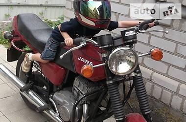 Jawa (ЯВА) 638 1987 в Краматорске