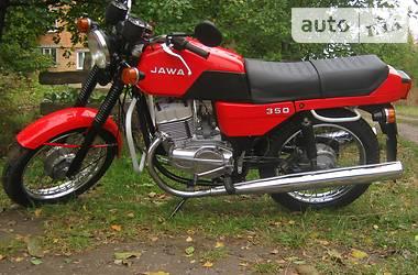 Jawa (ЯВА) 638  1989