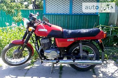 Jawa (ЯВА) 638 1988 в Коростене