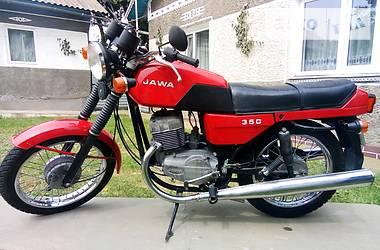 Jawa (ЯВА) 638 1985 в Кицмани