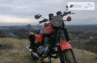 Jawa (ЯВА) 638 1989 в Киеве