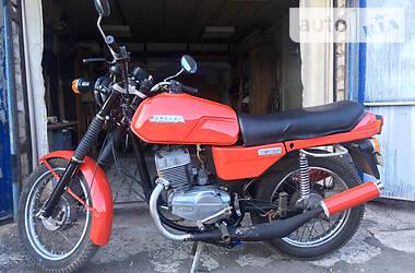 Jawa (ЯВА) 638 1988 в Кривом Роге