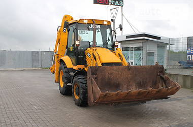 JCB 3CX 2007 в Львові