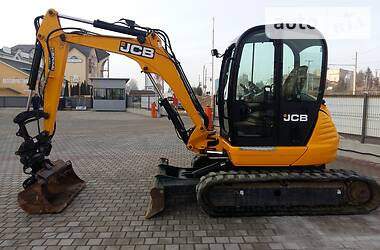 JCB 8055 2012 в Тернополе