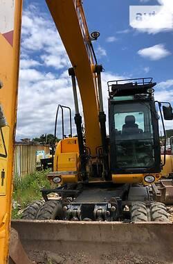 Колесный экскаватор JCB JS 145 2011 в Киеве