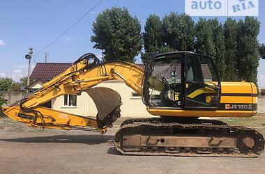 Гусеничный экскаватор JCB JS 180 2006 в Кременчуге