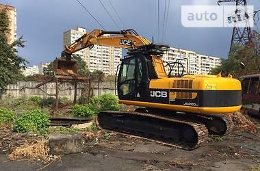 JCB JS 220 2010 в Киеве