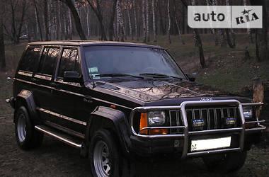 Jeep Cherokee 1992 в Сумах