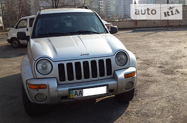 Jeep Cherokee 2003 в Киеве
