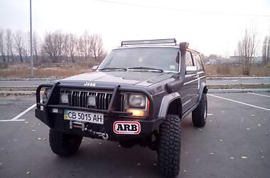 Jeep Cherokee 1989 в Киеве
