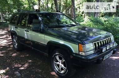 Jeep Cherokee 1993 в Днепре
