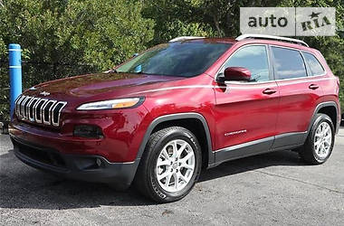 Jeep Cherokee 2018 в Днепре