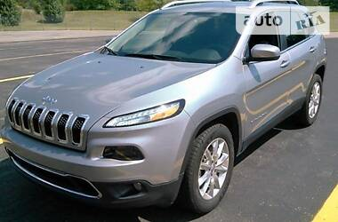 Jeep Cherokee 2017 в Харькове
