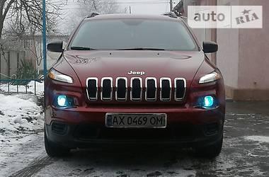 Jeep Cherokee 2014 в Киеве