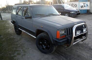 Jeep Cherokee 1986 в Ковеле