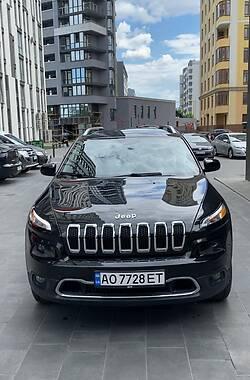 Внедорожник / Кроссовер Jeep Cherokee 2014 в Львове