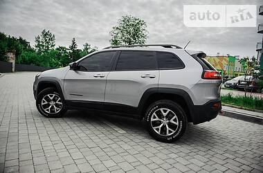 Внедорожник / Кроссовер Jeep Cherokee 2014 в Ивано-Франковске