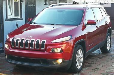 Внедорожник / Кроссовер Jeep Cherokee 2014 в Броварах