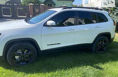 Позашляховик / Кросовер Jeep Cherokee 2018 в Івано-Франківську