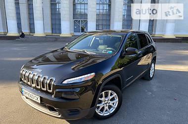 Внедорожник / Кроссовер Jeep Cherokee 2014 в Киеве