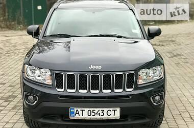 Jeep Compass 2015 в Ивано-Франковске