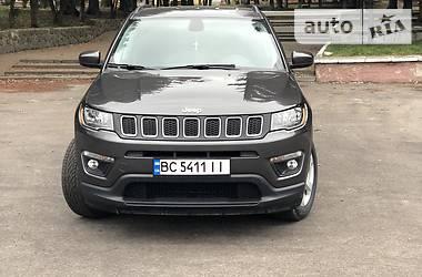 Jeep Compass 2017 в Львове