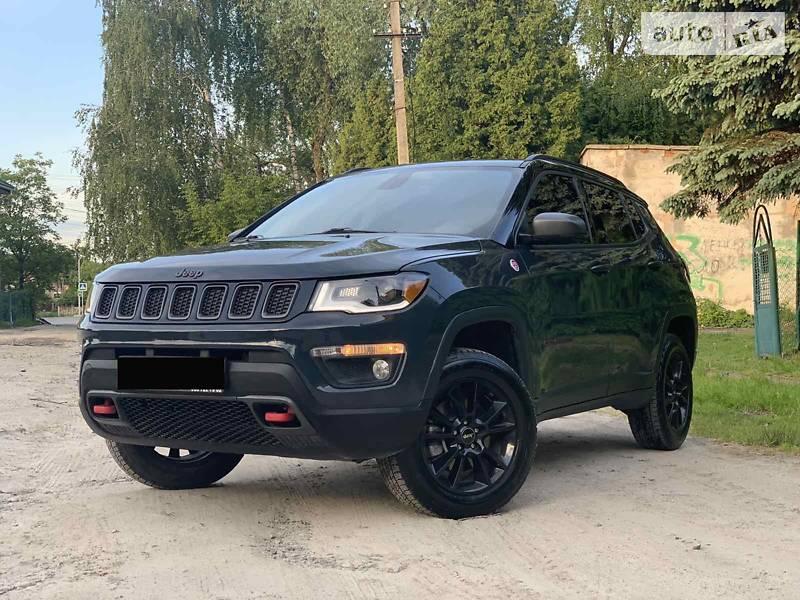 Внедорожник / Кроссовер Jeep Compass 2018 в Львове