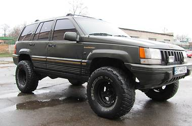 Jeep Grand Cherokee Limited 1995