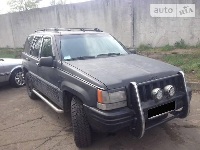 Jeep Grand Cherokee 1994 в Киеве