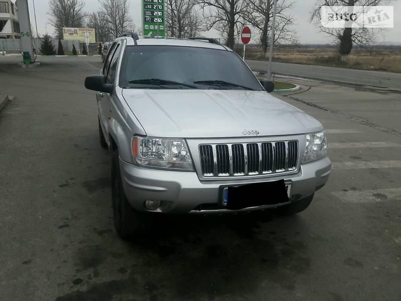 Jeep Grand Cherokee 2004 в Ужгороде