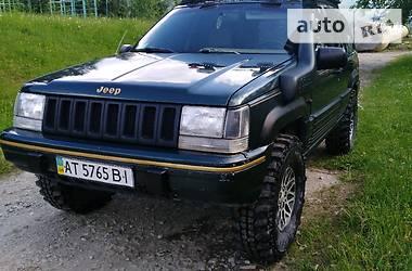 Jeep Grand Cherokee 1993 в Яремче