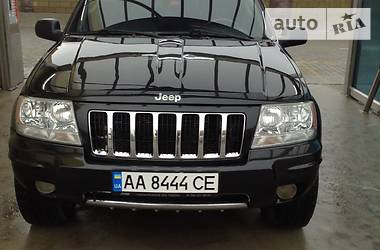 Jeep Grand Cherokee 2004 в Ровно