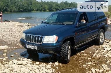 Jeep Grand Cherokee 2002 в Львове
