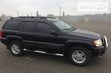 Jeep Grand Cherokee 2000 в Одессе