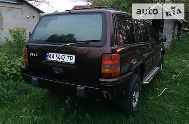 Jeep Grand Cherokee 1995 в Нововолынске
