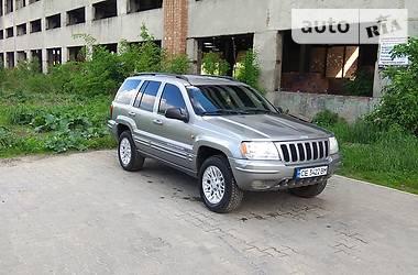 Jeep Grand Cherokee 2002 в Чернівцях